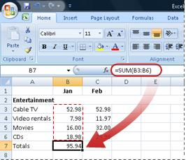 How To Use A Formula In Excel Sheet - ms excel how to use the vlookup function ws tips s page 1vlookup match and offset three po