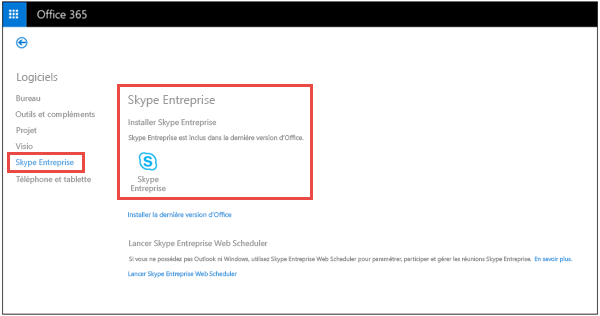 outil office 365
