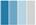 """الزر """"لون حسب القيمة"""" لنطاق من الأرقام"""