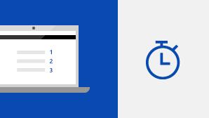 التشغيل السريع لـ OneDrive