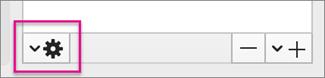 تعيين هذا الحساب كحساب البريد الإلكتروني الافتراضي