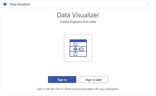 سجل الدخول باستخدام حسابك أو سجل الدخول لاحقا.