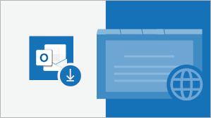 ورقة المعلومات المرجعية في بريد Outlook عبر الإنترنت