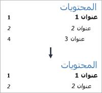 يعرض تغيير عدد المستويات ب# حيث لن يظهر المستوي 3