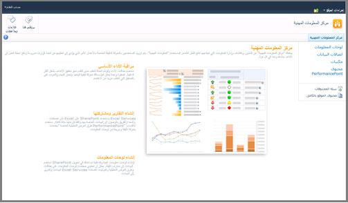 """يعد """"مركز المعلومات المهنية"""" المكان الأمثل لتخزين عناصر المعلومات المهنية"""