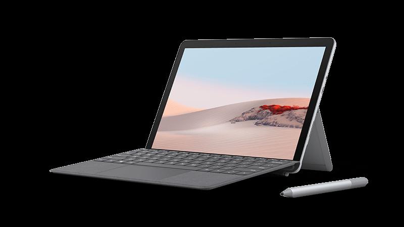 صورة لجهاز Surface Go
