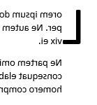 مثال على إسقاط حرف استهلالي ضمن الهامش.