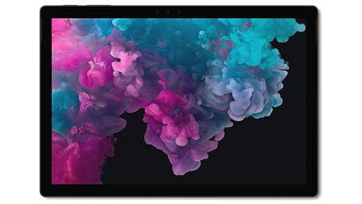 صورة لـ Surface Pro 6 في وضع الكمبيوتر اللوحي