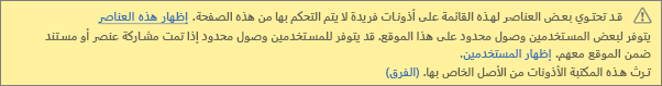 صوره تعرض رساله ل# اذونات فريده ل# قائمه او مكتبه
