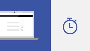 التشغيل السريع لـ Visio 2016