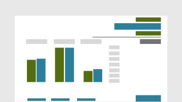 مثال على قالب Excel