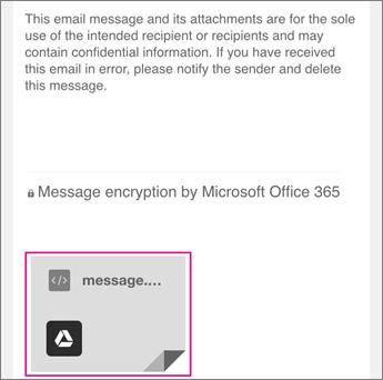 عارض OME باستخدام Gmail 1