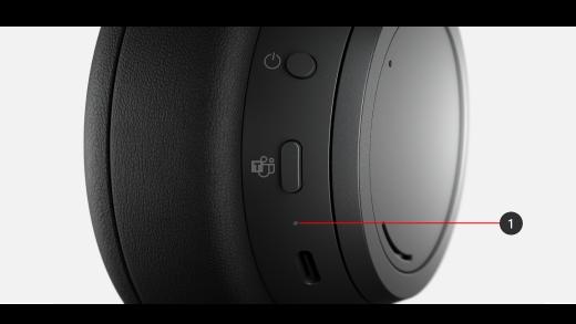 الاستدعاء يعرض الضوء على Surfaces Headphones 2+