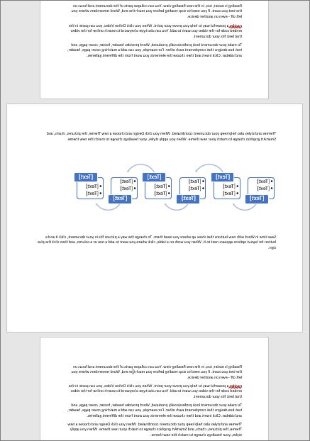 صفحه افقي في مستند عمودي خلاف يسمح يمكنك احتواء واسعه عناصر مثل الجداول و# الرسومات التخطيطيه الي الصفحه
