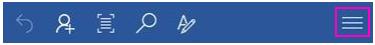 لقطة شاشة لقائمة الملفات في تطبيق Office على هاتف يعمل بنظام التشغيل Android