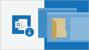 ورقة المعلومات المرجعية في بريد Outlook لـ Windows