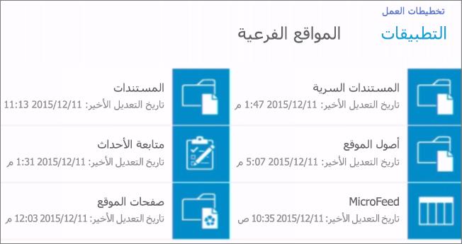 طريقه العرض المتنقله المواقع