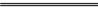 خط أفقي تم إنشاؤه باستخدام التنسيق التلقائي لعلامة التساوي