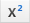 Superscript button