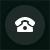 عناصر التحكم بالاتصال: وضع الاتصال قيد الانتظار، أو ضبط مستوى الصوت، أو تبديل الأجهزة