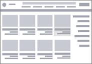 مخطط بأطر سلكية للتجارة الإلكترونية