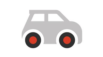 илюстрация на автомобил