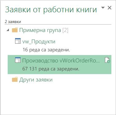 Група заявки