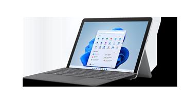 Рендиране на Surface Go 3