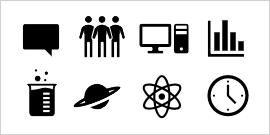 Библиотека с икони на Office