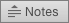 """Показва бутона """"Бележки"""" в PowerPoint 2016 for Mac"""