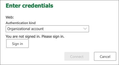 SharePoint за идентификационни данни на Mac