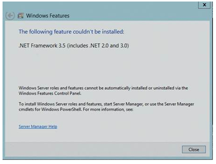 Windows Server 2012 R2 and Windows Server 2012 - Full Server