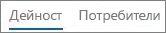 """Екранна снимка на изгледа """"Дейност"""" в отчета за дейността в Yammer в Office 365"""