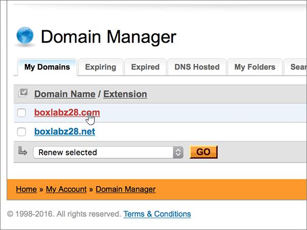 DomainExplorer-BP-Конфигуриране-1-2