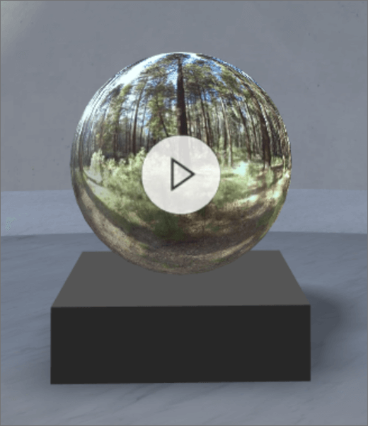 уеб част за видео за 360