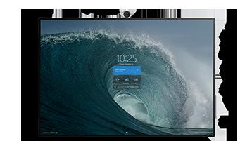 Рендиране на устройство Surface Hub