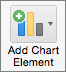 On the Chart Design tab, select Add Chart Element