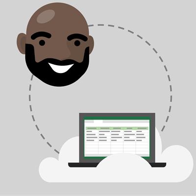 Научете как Тод използва друг файл като отправна точка за нова.