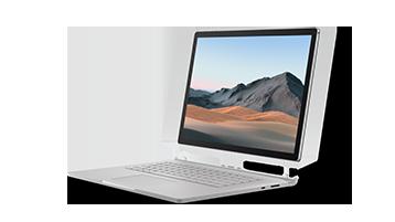 Устройство Surface Book