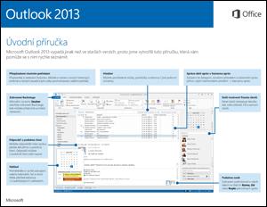 Outlook 2013 – úvodní příručka