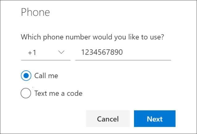 Přidání telefonního čísla a výběr telefonních hovorů