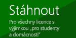 Pokud máte libovolnou licenci O365 nebo 2016 kromě licence pro studenty a domácnosti, stáhněte si tento instalační program.