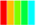 Tlačítko Barva podle hodnoty pro jedinečné hodnoty