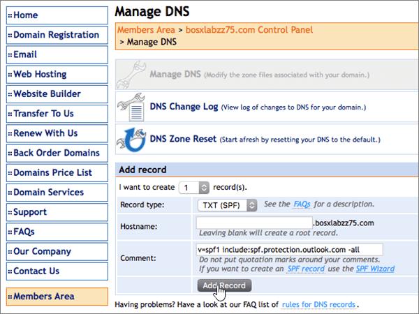 DomainMonster – doporučených postupů – konfigurace 4-2