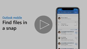 Miniatura pro video Hledání souborů – přehrajte kliknutím