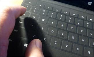 Používání klávesových zkratek při vytváření prezentace