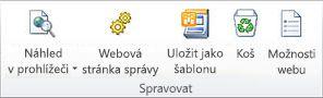 Obrázek aplikace SharePoint Designer 2010