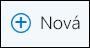Outlook na webu: zpráva Nová ikona pro e-mail