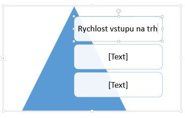 Kliknutí na [Text] a zadání textu