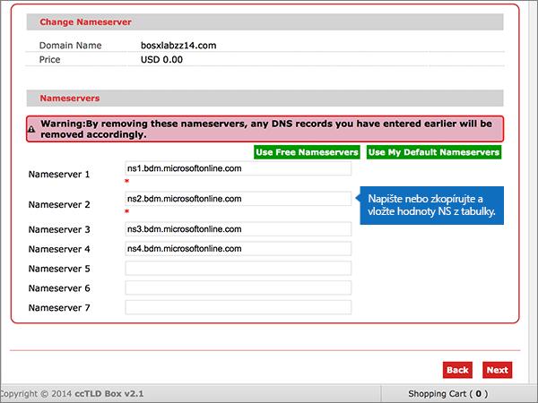 ipMirror doporučených postupů-změna delegování-1-3